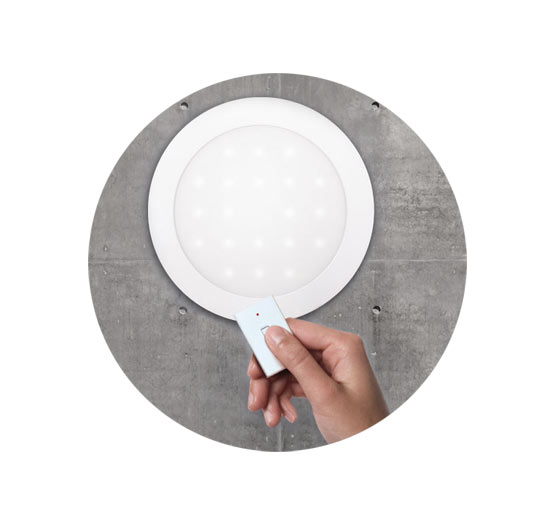 walled-light